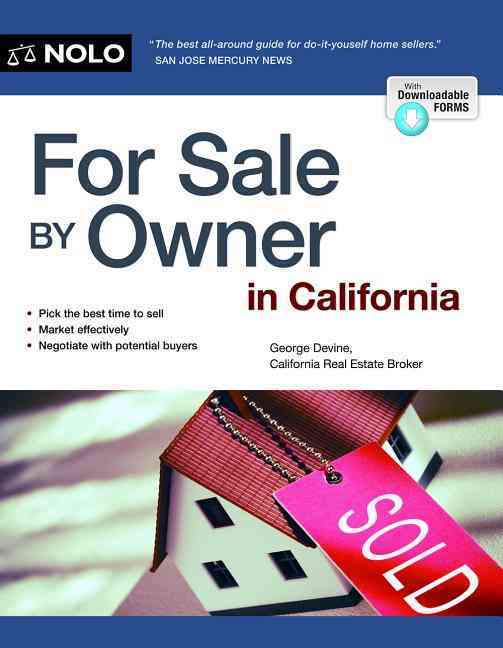For Sale by Owner in California By Devine, George